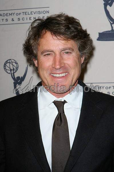 Tony Griffin arrives at the The Academy of Television Arts Sciences Hall Fame Ceremony