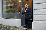 23.1.2015, Berlin. Immobilienmakler Uri Goldenzeil