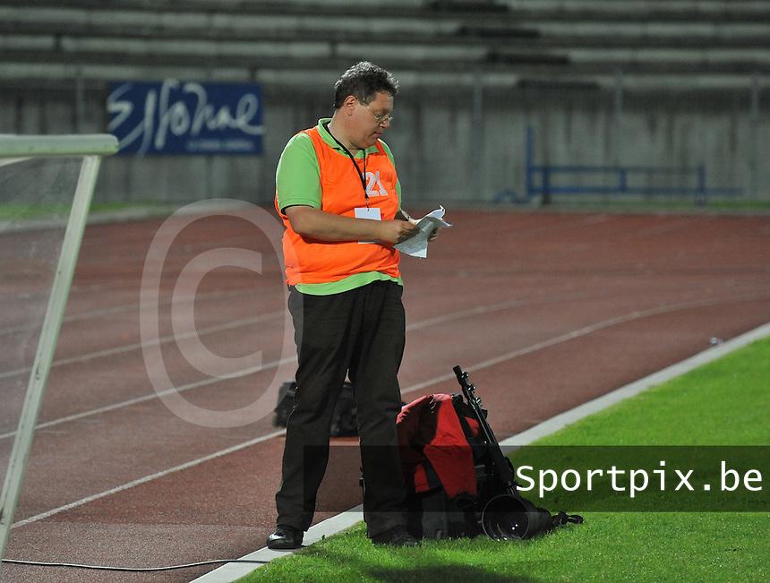 Football Club Feminin Juvisy Essonne - Olympique Lyon :.Maryan Mahieu.foto DAVID CATRY / JOKE VUYLSTEKE / Vrouwenteam.be