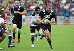 Joe Moody. Maori All Blacks vs. Fiji. Suva. MAB's won 27-26. July 11, 2015. Photo: Marc Weakley