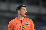 14th August 2013 - Cardiff - UK : Wales v Republic of Ireland - Vauxhall International Friendly at Cardiff City Stadium : Goalkeeper Kieren Westwood of Ireland.