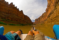 Cove Canyon, Colorado River, Glen Canyon National Recreation Area, Utah USA