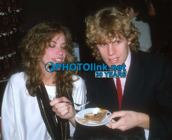 Carly Simon and Al Corley 1982<br /> Photo By Adam Scull/PHOTOlink