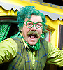The Wind in the Willows<br /> by Kenneth Grahame adapted by Julian Fellowes with George Stiles and Anthony Drewe <br /> at London Palladium <br /> London, Great Britain <br /> Press photocall <br /> 22nd June 2017 <br /> <br /> Rufus Hound as Mr Toad <br /> <br /> <br />  <br /> <br /> <br /> <br /> Photograph by Elliott Franks <br /> Image licensed to Elliott Franks Photography Services