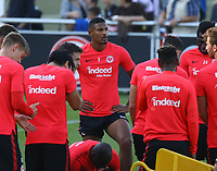Sebastien Haller (Eintracht Frankfurt) - 10.10.2018: Eintracht Frankfurt Training, Commerzbank Arena, DISCLAIMER: DFL regulations prohibit any use of photographs as image sequences and/or quasi-video.