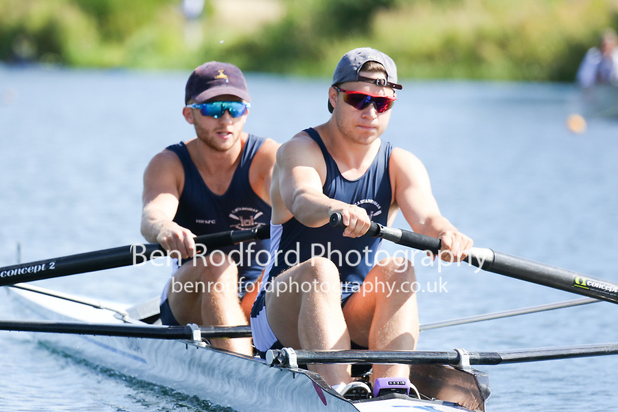 Race: 40  2- (Band 2)  Heat 2<br /> <br /> Peterborough Summer Regatta 2018 - Saturday<br /> <br /> To purchase this photo, or to see pricing information for Prints and Downloads, click the blue 'Add to Cart' button at the top-right of the page.
