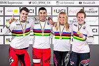 UCI BMX World Champs - 09 June 2018