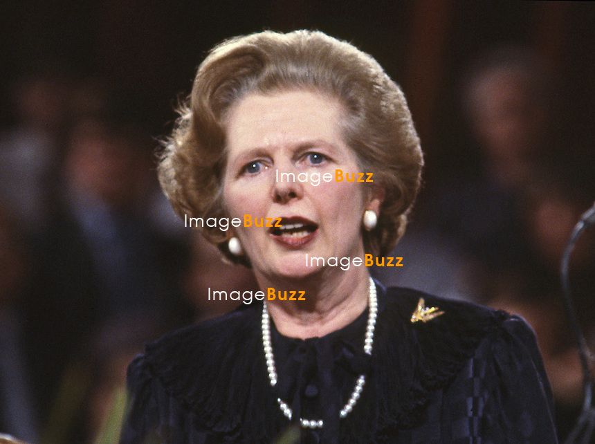 MARGARET THATCHER DIES AGED 87-YEAR-OLD - ARCHIVES PHOTOS. .Margaret Tatcher dies on April 8, 2013...