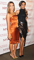 NEW YORK CITY, NY, USA - JUNE 18: Actress Jessica Alba and Singer Michelle Williams arrive at the 2014 New York Women In Film And Television Awards Gala held at the McGraw Hill Building on June 18, 2014 in New York City, New York, United States. (Photo by Celebrity Monitor)