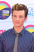 UNIVERSAL CITY, CA - JULY 22: Chris Colfer at the 2012 Teen Choice Awards at Gibson Amphitheatre on July 22, 2012 in Universal City, California. &copy; mpi28/MediaPunch Inc. /NortePhoto.com*<br />