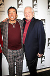 LOS ANGELES - JAN 28: Smokey Robinson, Paul Brownstein at the 30th Anniversary of 'We Are The World' at The GRAMMY Museum on January 28, 2015 in Los Angeles, California