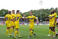 Wycombe Wanderers v Brentford - pre season - 20.07.2019
