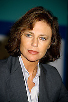 Montreal (qc) CANADA - circa 1998 file Photo-Jacqueline Bisset