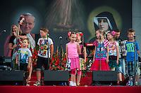 Arka Noego, Światowe Dni Młodzieży, Warszawa 23.07.16