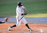 Florida International University infielder/outfielder Tyler James Shantz (5) plays against Florida Atlantic University. FAU won the game 9-5 on March 17, 2012 at Miami, Florida.