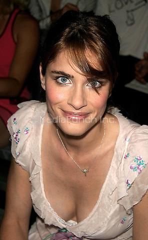 AMANDA PEET 2003<br /> Credit: John Barrett/PhotoLink/MediaPunch