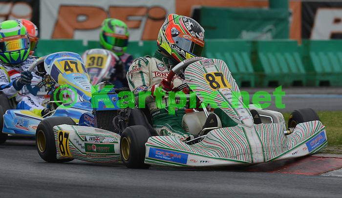 MSA Kartmasters British Kart Grand Prix