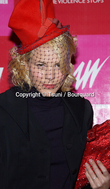 """Maria Bello arriving at the """" V DAY L.A. Until The Violence Stops """" at the Director Guild Of America Theatre In Los Angeles. February 24, 2003"""