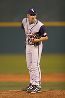 SAN ANTONIO, TX - MARCH 11, 2006: The University of Illinois Fighting Illini vs. The University of Texas at San Antonio Roadrunners Baseball at Nelson Wolff Stadium. (Photo by Jeff Huehn)
