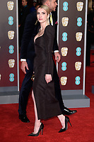 Emma Roberts<br /> arriving for the BAFTA Film Awards 2018 at the Royal Albert Hall, London<br /> <br /> <br /> ©Ash Knotek  D3381  18/02/2018