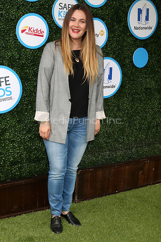 Drew Barrymore at Safe Kids Day at Smashbox Studios on April 24, 2016 in Culver City, California. Credit: David Edwards/MediaPunch