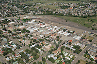 aerial of Raton, NM