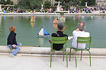 People at water fountain at Jardin des Tuileries and the Louvre Museum, Paris, France. .  John offers private photo tours in Denver, Boulder and throughout Colorado, USA.  Year-round. .  John offers private photo tours in Denver, Boulder and throughout Colorado. Year-round.