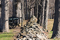 Cannon from the Battle of Gettysburg.