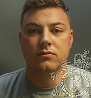2019 02 18 Dalton Morrissey jailed for stabbing diner in north Wales, UK