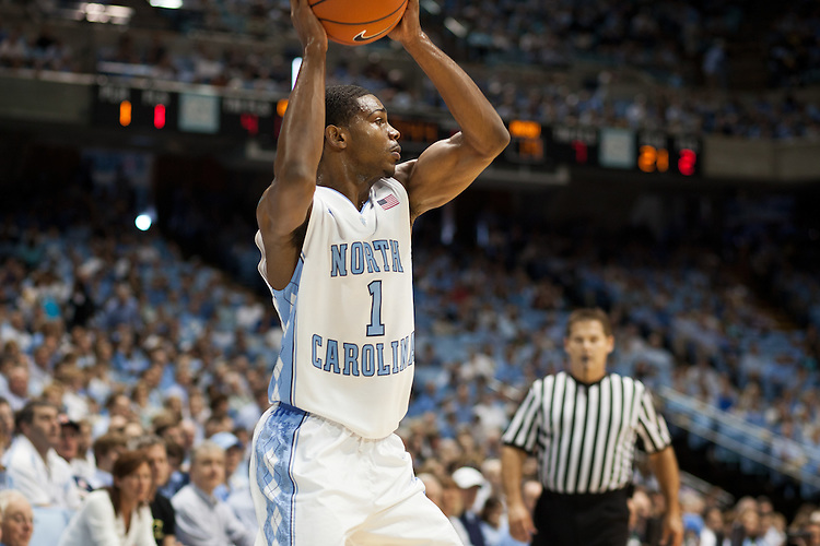 Dexter Strickland, UNC vs Mississippi Valley State at the Dean Smith Center, Chapel Hill, NC, Sunday, November 20, 2011. .
