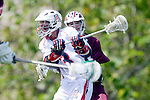 Los Angeles, CA 03/20/10 - Jack Dohoney (Arizona # 3) in action during the Arizona-Loyola Marymount University MCLA game at Leavey Field (LMU).  LMU defeated Arizona 13-6.