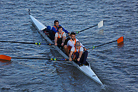 Crew: 268  LEA (L)  Lea RC (L Mariutto)  4+ Chall<br /> <br /> Fours Head of the River 2018<br /> <br /> To purchase this photo, or to see pricing information for Prints and Downloads, click the blue 'Add to Cart' button at the top-right of the page.