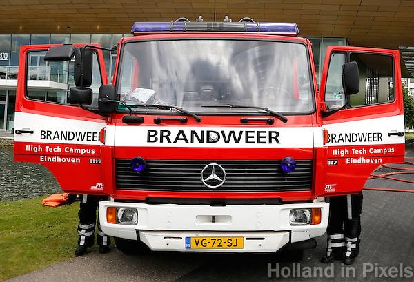 Brandweer High Tech Campus Eindhoven