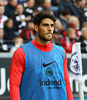 Goncalo Paciencia (Eintracht Frankfurt) - 17.02.2019: Eintracht Frankfurt vs. Borussia Mönchengladbach, Commerzbank Arena, 22. Spieltag Bundesliga, DISCLAIMER: DFL regulations prohibit any use of photographs as image sequences and/or quasi-video.