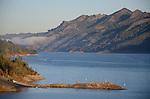 Lake Sonoma morning
