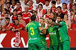 Real Sociedad's team during La Liga match. Sep 29, 2019. (ALTERPHOTOS/Manu R.B.)