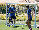 24.06.2019 Rangers training in Algarve: Greg Stewart