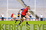 Jimmy Wharton Kenmare in Action against \b0\  Ballinasloe in the Junior All Ireland Club Final in Croke park on Sunday.