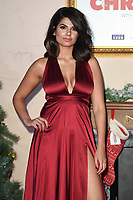 LONDON, UK. November 21, 2018: Ruby Bhogal at the &quot;Surviving Christmas with the Relatives&quot; premiere at the Vue Leicester Square, London.<br /> Picture: Steve Vas/Featureflash