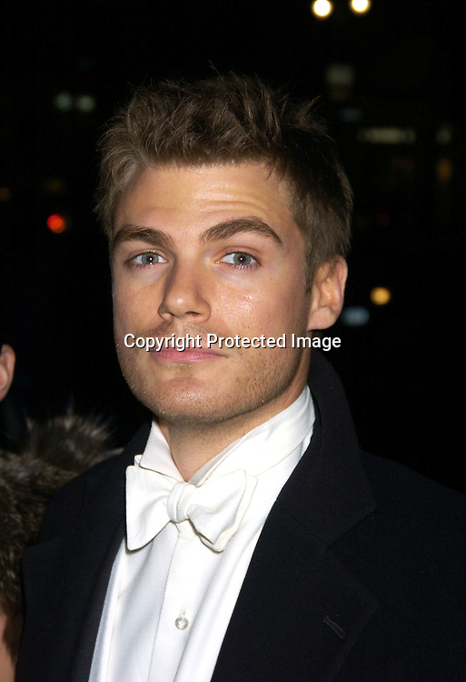Jeff Branson ..at the Wedding of Star Jones and Al Reynolds on November 13, 2004 at St Barts Church in New York City. ..Photo by Robin Platzer, Twin Images