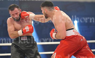 March 25-17,MBS Arena, Potsdam, Brandenburg, Germany<br /> CruiserweightFight <br /> Artur Mann vs Taras Oleksiyenko