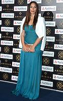 London - Ariella Couture Fashion show at 250 Bishopsgate, London - April 17th 2012..Photo by Jane Burrows.