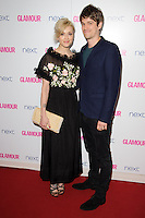 Fearne Cotton and Jesse Wood arrives for the Glamour Women of the Year Awards 2014 in Berkley Square, London. 03/06/2014 Picture by: Steve Vas / Featureflash