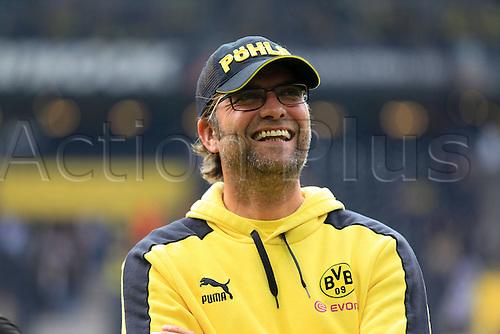 20.10.2012. Dortmund, Germany  Juergen Klopp team manager Borussia Dortmund versus Borussia  Bundesliga  Season 2012 2013