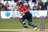 Neil Wagner in batting action for Essex during Essex Eagles vs Yorkshire Vikings, Royal London One-Day Cup Play-Off Cricket at The Cloudfm County Ground on 14th June 2018