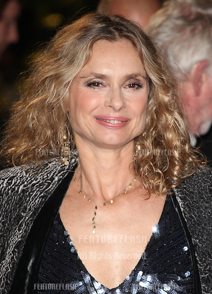 Maryam D'Abo  arriving for the Royal World Premiere of 'Skyfall' at Royal Albert Hall, London. 23/10/2012 Picture by: Alexandra Glen / Featureflash