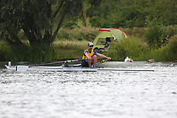 Race: 7  1x (Band 2)  Heat 3<br /> <br /> Peterborough Summer Regatta 2018 - Sunday<br /> <br /> To purchase this photo, or to see pricing information for Prints and Downloads, click the blue 'Add to Cart' button at the top-right of the page.