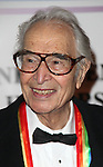 Dave Brubeck.arriving for the 2009 Kennedy Center Honors held at the  Kennedy Center in Washington, D.C.. December 6, 2009.© Walter McBride /