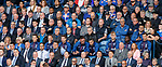 18.07.2019: Rangers v St Joseph's: Rangers players in stand