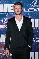NEW YORK, NY - JUNE 11: Chris Hemsworth at World Premiere of Men in Black International at AMC Lincoln Square on June 11, 2019 in New York City. <br /> CAP/MPI99<br /> ©MPI99/Capital Pictures